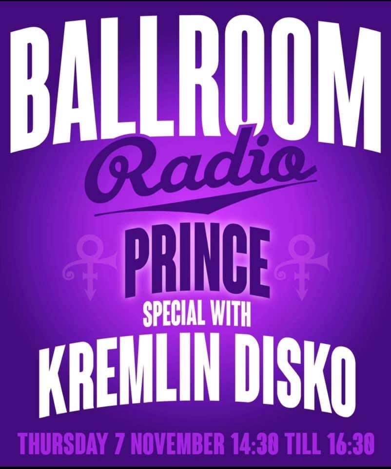Kremlin Disko (Prince special)